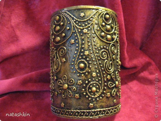 Декор предметов Лепка: Коробулька  для денежек  (Пейп-арт) Материал природный, Салфетки, Фарфор холодный. Фото 8