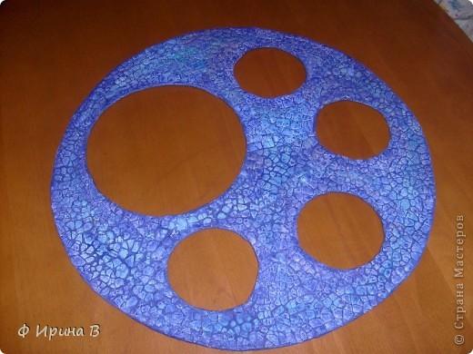 Мастер-класс Мозаика: Рамка-пано, из яичной скорлупы Скорлупа яичная. Фото 8