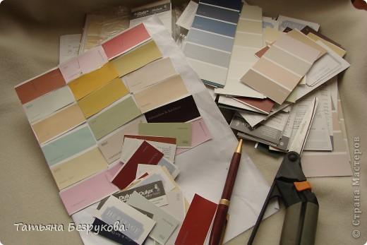 Педагогический опыт Шитьё:  Цветоведение, или как сочетать материалы.. Ткань Начало учебного года. Фото 6