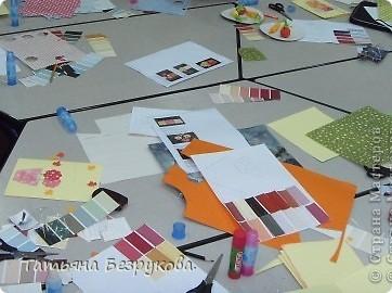 Педагогический опыт Шитьё:  Цветоведение, или как сочетать материалы.. Ткань Начало учебного года. Фото 8