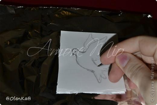 Мастер-класс, Поделка, изделие Лепка: Мой обещанный МК по Голубям Пластика Свадьба. Фото 4