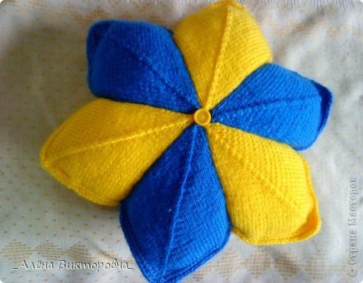 钩织抱枕(10) - 柳芯飘雪 - 柳芯飘雪的博客