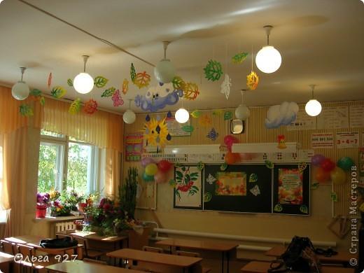 Оформляем класс начальной школы своими руками