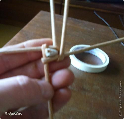 Мастер-класс, Поделка, изделие Плетение: Послойное плетение  Бумага газетная. Фото 35
