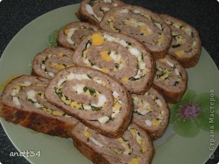 Кулинария, Мастер-класс Рецепт кулинарный: Вкусный рулетик Продукты пищевые. Фото 1