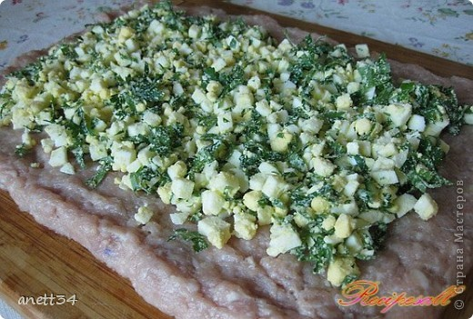 Кулинария, Мастер-класс Рецепт кулинарный: Вкусный рулетик Продукты пищевые. Фото 8