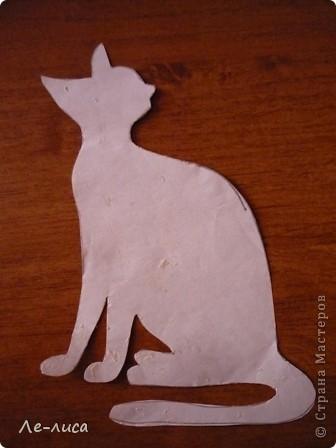 Мастер-класс Лепка: Радужные коты и кошки Тесто соленое. Фото 2