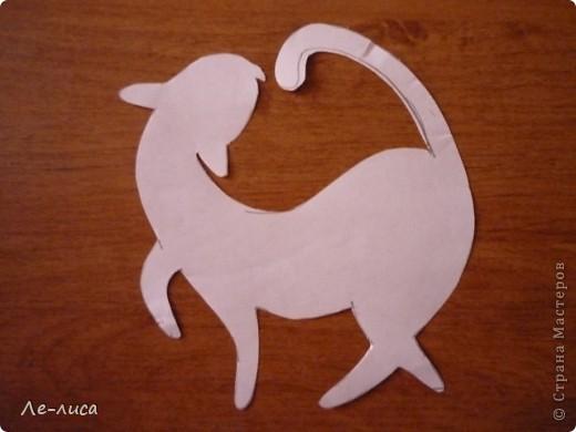 Мастер-класс Лепка: Радужные коты и кошки Тесто соленое. Фото 4