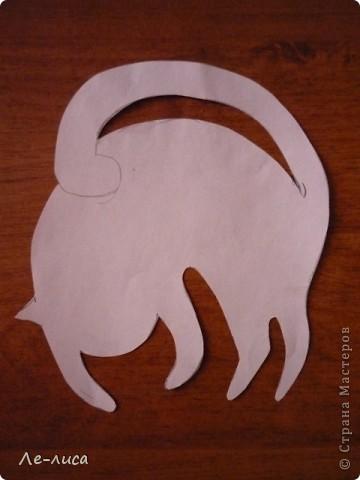 Мастер-класс Лепка: Радужные коты и кошки Тесто соленое. Фото 5