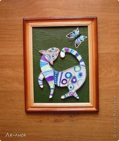 Мастер-класс Лепка: Радужные коты и кошки Тесто соленое. Фото 17