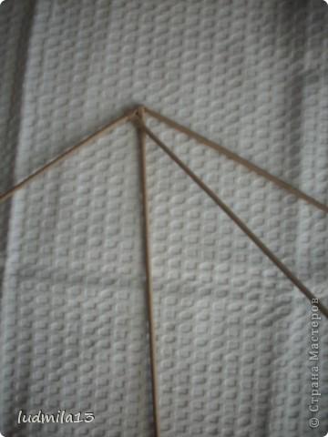 Здравствуйте! Пообещала сфотографировать, как я делаю черешок и листик. Пока есть настроение - выполняю. Все это, конечно, для начинающих.. Фото 12
