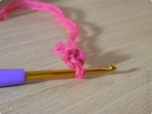 """Мастер-класс, Поделка, изделие Вязание крючком: """"Змеинный сюрприз"""" Нитки Новый год, Отдых. Фото 4"""