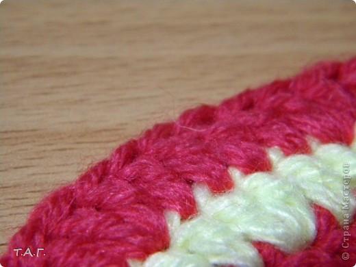 Мастер-класс, Поделка, изделие Вязание крючком:
