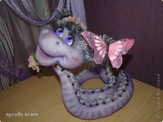 Куклы Шитьё: Змейка Капрон, Поролон, Проволока Новый год. Фото 18