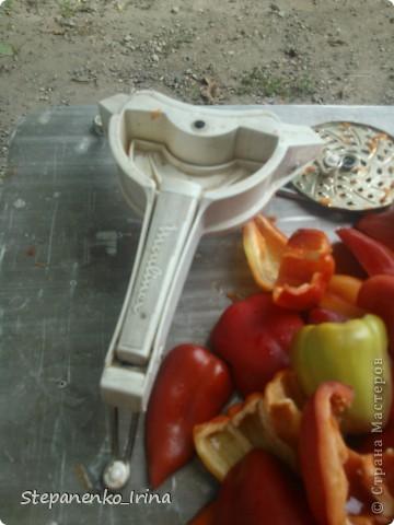 Мастер-класс Рецепт кулинарный: Салат из зелёных помидоров с майонезом (на зиму) Продукты пищевые. Фото 6