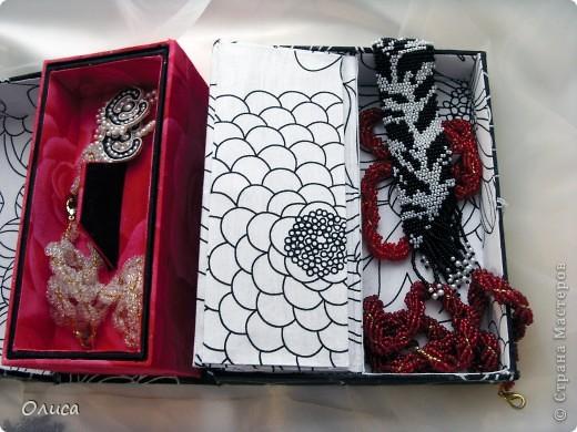 Поделка, изделие Моделирование: Шкатулка сумочка. Картонаж. Картон, Ткань. Фото 6