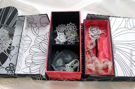 Поделка, изделие Моделирование: Шкатулка сумочка. Картонаж. Картон, Ткань. Фото 7