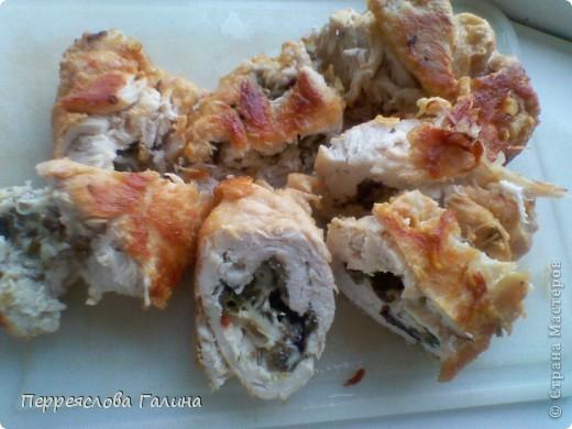 Кулинария, Мастер-класс Рецепт кулинарный: Курица с сыром МК Продукты пищевые. Фото 1