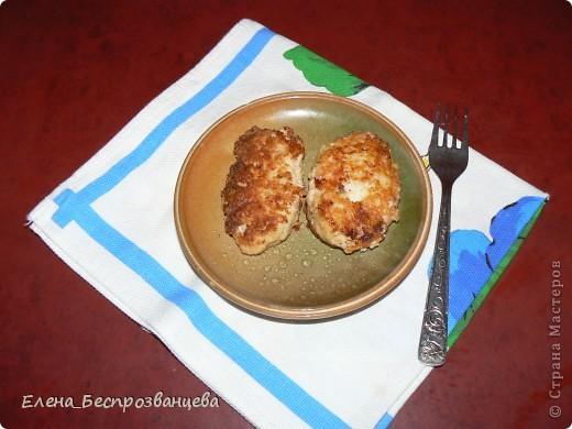 Кулинария Рецепт кулинарный: Рыбно-творожные  котлеты - накормим таки ребенка творогом:)) Продукты пищевые. Фото 1