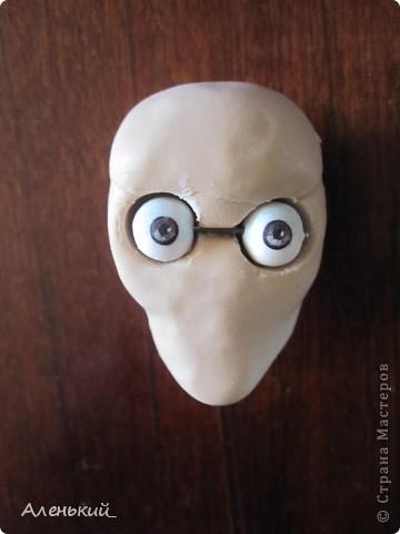 Мастер-класс Лепка: Как я делаю глаза для кукол Пластика Дебют. Фото 8