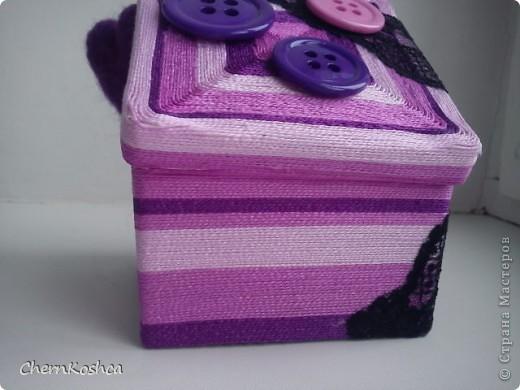 Декор предметов, Поделка, изделие Аппликация: Подарок для Гробыни Склеповой Нитки. Фото 6