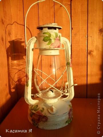 Как обновить керосиновую лампу