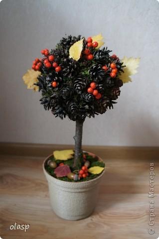 Поделка на тему осень своими руками дерево - Ремонт и сервис