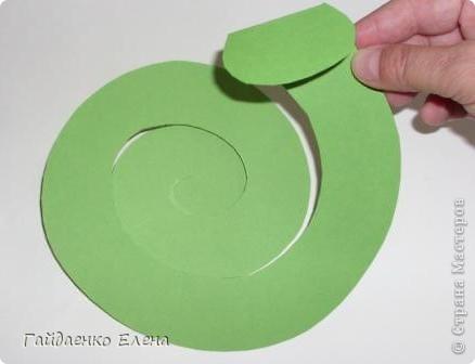 Мастер-класс, Свит-дизайн: Два варианта одной змейки Картон, Ленты, Продукты пищевые Новый год. Фото 13