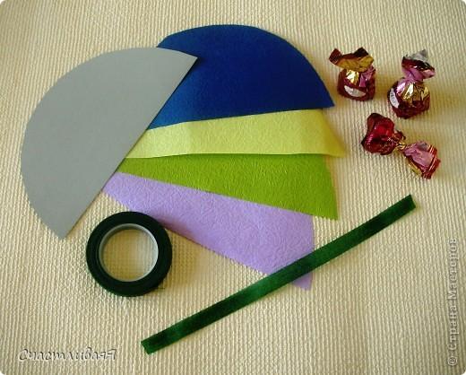 Мастер-класс, Свит-дизайн: Конусы для свит-дизайна Бумага 8 марта, День рождения, Новый год. Фото 4