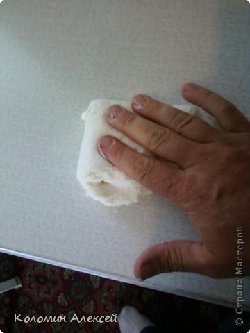 Мастер-класс Лепка: Рецепт ХФ обещанный MAKREL Фарфор холодный. Фото 24