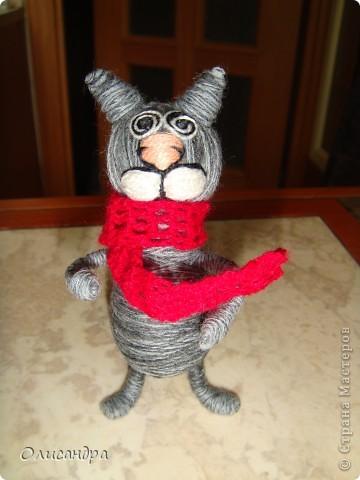"""Здравствуйте! Здравствуйте! Здравствуйте! Сегодня хочу показать Вам мое новое увлечение... игрушки-мотанки... Если эта техника Вас заинтересует, то необходимые мастер-классы найдете здесь...  <a href=""""http://www.liveinternet.ru/users/3909035/rubric/2100167"""" title=""""http://www.liveinternet.ru/users/3909035/rubric/2100167"""">http://www.liveinternet.ru/users/3909035/rubric/2100167</a>  А мои игрушки сделаны по этому МК <a href=""""http://mastera-rukodeliya.ru/raznoe/1510-sherstyanushki.html"""" title=""""http://mastera-rukodeliya.ru/raznoe/1510-sherstyanushki.html"""">http://mastera-rukodeliya.ru/raznoe/1510-sherstyanushki.html</a> только потом обратила внимание, что Светлячок и К """"живет"""" в нашей Стране Мастеров и этот МК скопирован из ее блога <a href=""""http://stranamasterov.ru/node/178799?t=451"""" title=""""http://stranamasterov.ru/node/178799?t=451"""">http://stranamasterov.ru/node/178799?t=451</a>  теперь ее НИК ... Каночкина Светлана. Фото 21"""
