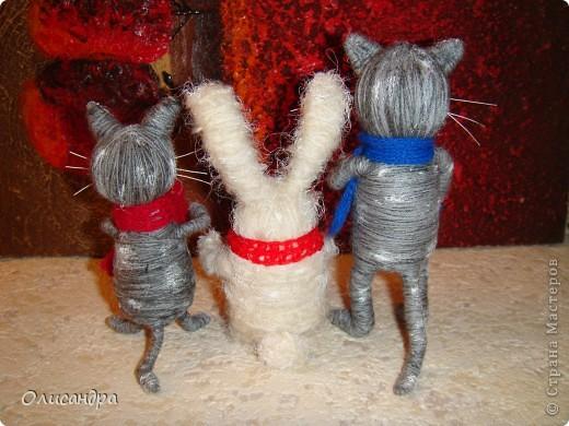 """Здравствуйте! Здравствуйте! Здравствуйте! Сегодня хочу показать Вам мое новое увлечение... игрушки-мотанки... Если эта техника Вас заинтересует, то необходимые мастер-классы найдете здесь...  <a href=""""http://www.liveinternet.ru/users/3909035/rubric/2100167"""" title=""""http://www.liveinternet.ru/users/3909035/rubric/2100167"""">http://www.liveinternet.ru/users/3909035/rubric/2100167</a>  А мои игрушки сделаны по этому МК <a href=""""http://mastera-rukodeliya.ru/raznoe/1510-sherstyanushki.html"""" title=""""http://mastera-rukodeliya.ru/raznoe/1510-sherstyanushki.html"""">http://mastera-rukodeliya.ru/raznoe/1510-sherstyanushki.html</a> только потом обратила внимание, что Светлячок и К """"живет"""" в нашей Стране Мастеров и этот МК скопирован из ее блога <a href=""""http://stranamasterov.ru/node/178799?t=451"""" title=""""http://stranamasterov.ru/node/178799?t=451"""">http://stranamasterov.ru/node/178799?t=451</a>  теперь ее НИК ... Каночкина Светлана. Фото 2"""