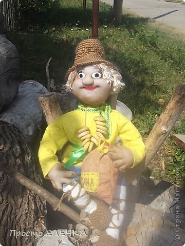 Кукла теща своими руками 35