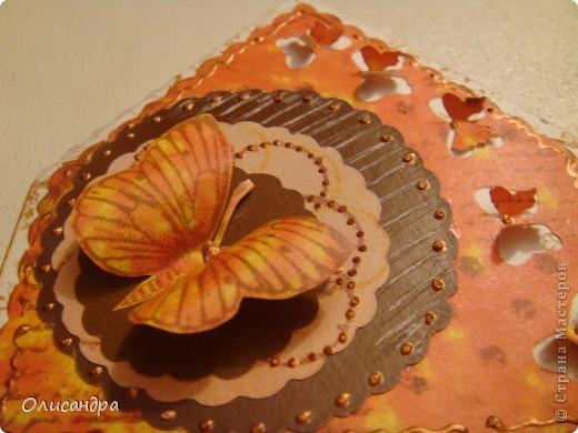 """МК по закладкам   <a href=""""http://scraphouse.ru/masterclass/flowers-and-decorations/beautiful-bookmarks-for-book.html"""" title=""""http://scraphouse.ru/masterclass/flowers-and-decorations/beautiful-bookmarks-for-book.html"""">http://scraphouse.ru/masterclass/flowers-and-decorations/beautiful-bookm...</a> Внизу еще несколько полезных ссылок... ************************************************************************************************************** Тема бабочек, которую я начала в открытках, неисчерпаема... <a href=""""http://stranamasterov.ru/node/401329"""" title=""""http://stranamasterov.ru/node/401329"""">http://stranamasterov.ru/node/401329</a> <a href=""""http://stranamasterov.ru/node/404588"""" title=""""http://stranamasterov.ru/node/404588"""">http://stranamasterov.ru/node/404588</a> <a href=""""http://stranamasterov.ru/node/428247"""" title=""""http://stranamasterov.ru/node/428247"""">http://stranamasterov.ru/node/428247</a>  Поэтому решила продолжить """"эксплуатацию этих красивых насекомых"""" и в закладочках тоже... Несмотря на то, что мое скрап-увлечение постепенно """"обрастает"""" необходимыми материалами и инструментами, продолжаю экспериментировать также и  с бросовыми материалами и подручными инструментами... . Фото 6"""