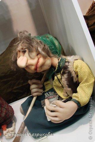 Фоторепортаж: VIII Международный Салон Кукол состоится в Москве на Тишинке с 4 по 7 октября 2012г. Часть 1.. Фото 2