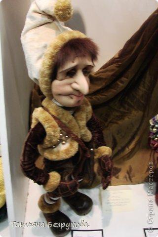 Фоторепортаж: VIII Международный Салон Кукол состоится в Москве на Тишинке с 4 по 7 октября 2012г. Часть 1.. Фото 3