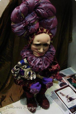 Фоторепортаж: VIII Международный Салон Кукол состоится в Москве на Тишинке с 4 по 7 октября 2012г. Часть 1.. Фото 4