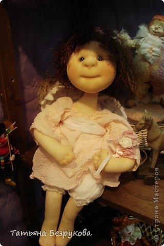 Фоторепортаж: VIII Международный Салон Кукол состоится в Москве на Тишинке с 4 по 7 октября 2012г. Часть 1.. Фото 7