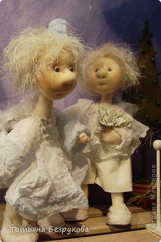 Фоторепортаж: VIII Международный Салон Кукол состоится в Москве на Тишинке с 4 по 7 октября 2012г. Часть 1.. Фото 8
