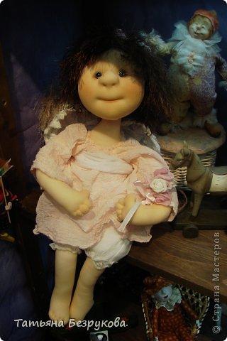 Фоторепортаж: VIII Международный Салон Кукол состоится в Москве на Тишинке с 4 по 7 октября 2012г. Часть 1.. Фото 11