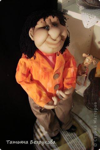 Фоторепортаж: VIII Международный Салон Кукол состоится в Москве на Тишинке с 4 по 7 октября 2012г. Часть 1.. Фото 12