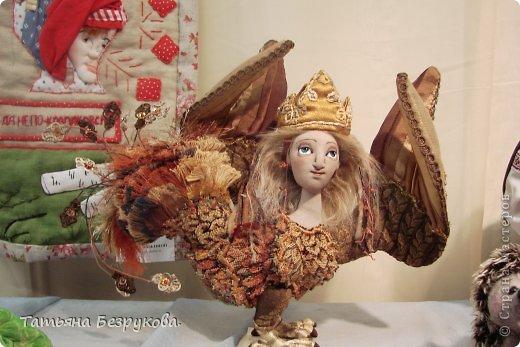 Фоторепортаж: VIII Международный Салон Кукол состоится в Москве на Тишинке с 4 по 7 октября 2012г. Часть 1.. Фото 14