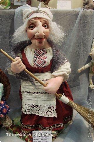 Фоторепортаж: VIII Международный Салон Кукол состоится в Москве на Тишинке с 4 по 7 октября 2012г. Часть 1.. Фото 1