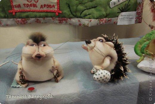 Фоторепортаж: VIII Международный Салон Кукол состоится в Москве на Тишинке с 4 по 7 октября 2012г. Часть 1.. Фото 16