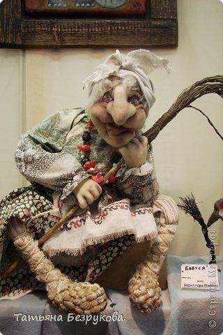 Фоторепортаж: VIII Международный Салон Кукол состоится в Москве на Тишинке с 4 по 7 октября 2012г. Часть 1.. Фото 18