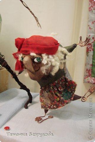 Фоторепортаж: VIII Международный Салон Кукол состоится в Москве на Тишинке с 4 по 7 октября 2012г. Часть 1.. Фото 19