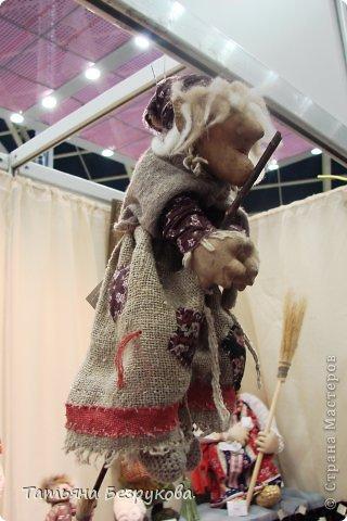 Фоторепортаж: VIII Международный Салон Кукол состоится в Москве на Тишинке с 4 по 7 октября 2012г. Часть 1.. Фото 21