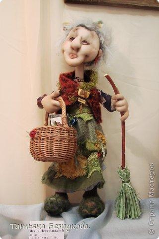 Фоторепортаж: VIII Международный Салон Кукол состоится в Москве на Тишинке с 4 по 7 октября 2012г. Часть 1.. Фото 24