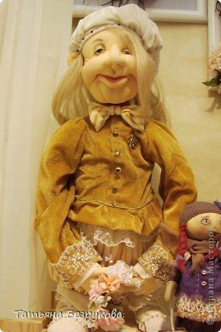 Фоторепортаж: VIII Международный Салон Кукол состоится в Москве на Тишинке с 4 по 7 октября 2012г. Часть 1.. Фото 25