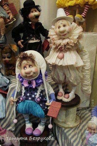 Фоторепортаж: VIII Международный Салон Кукол состоится в Москве на Тишинке с 4 по 7 октября 2012г. Часть 1.. Фото 27